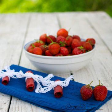 3 spôsoby ako uchovať jahody v raw kvalite