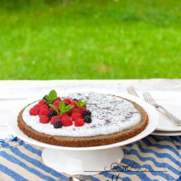 MAKOVO MAKOVÁ TORTA (bez lepku)