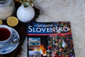 časopis Čarovné Slovensko