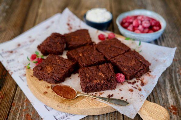 Čokoládové brownie